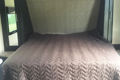 24' Travel Trailer Queen Bed