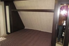36' Travel Trailer Queen Bed